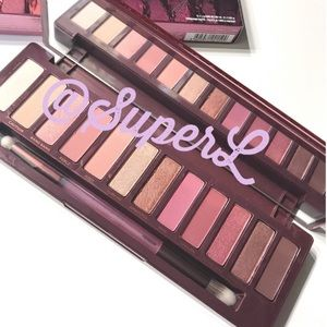 UD Urban Decay Naked Cherry Eyeshadow Palette